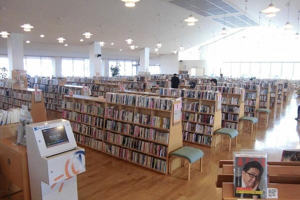 遠賀町図書館