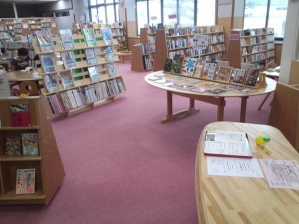 納品レポート 生月図書館