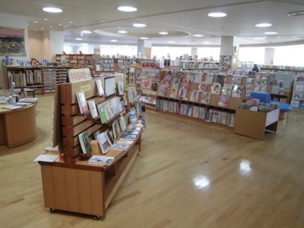 【納品レポート】西有家図書館