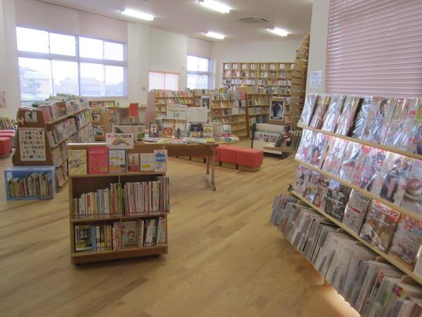 【納品レポート】布津町公民館図書室