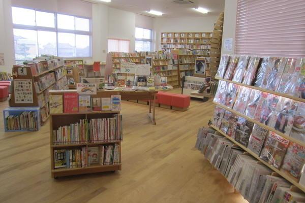 布津町図書館