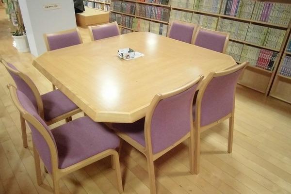 テーブル商品一覧