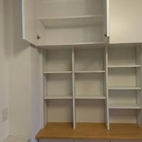 納品事例:壁面収納棚 (長崎市 M様)のサムネイル