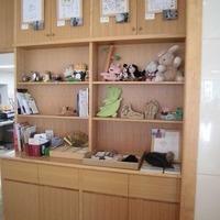 司書カウンター・バック棚商品一覧のサムネイル