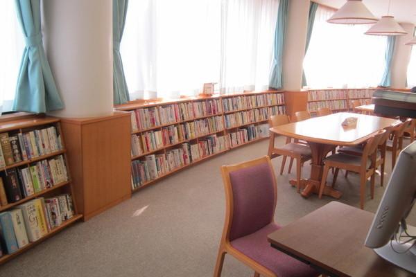 有家図書館
