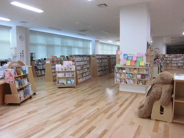 長崎純心学園図書室 移設工事