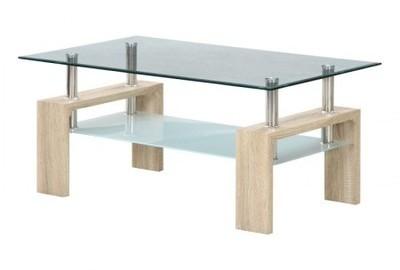 センターテーブル フォーカス ホワイトオーク