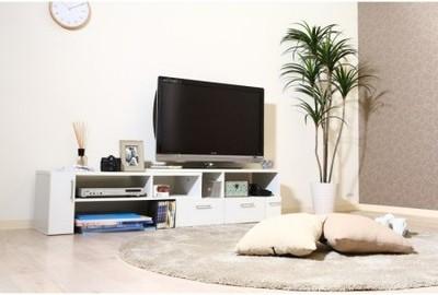 伸縮TVボード WH