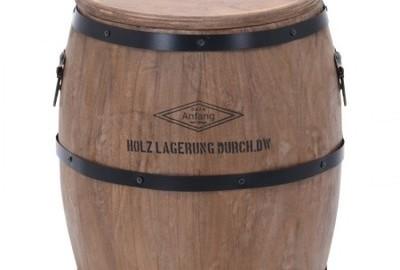樽型スツール H29